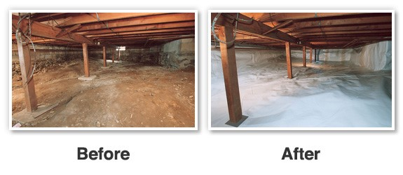Why Consider Crawl Space Encapsulation